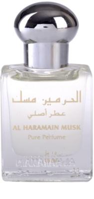 Al Haramain Musk óleo perfumado para mulheres 2