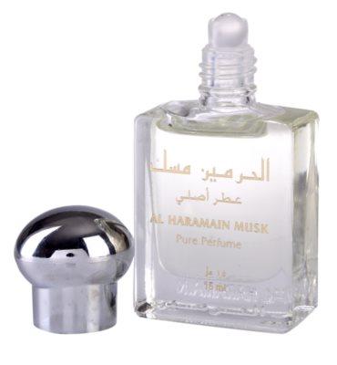 Al Haramain Musk парфюмирано масло за жени 3