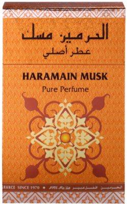 Al Haramain Musk óleo perfumado para mulheres 4