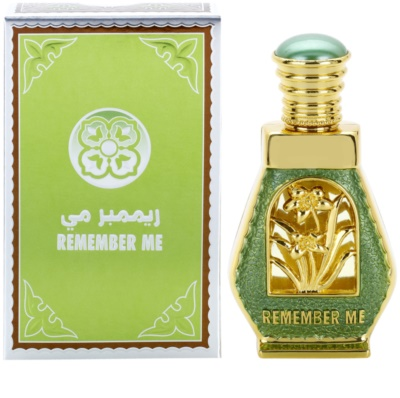Al Haramain Remember Me Parfüm unisex