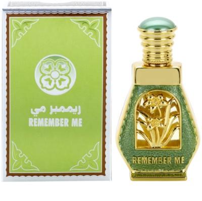 Al Haramain Remember Me perfume unissexo