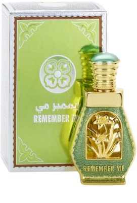 Al Haramain Remember Me Parfüm unisex 1