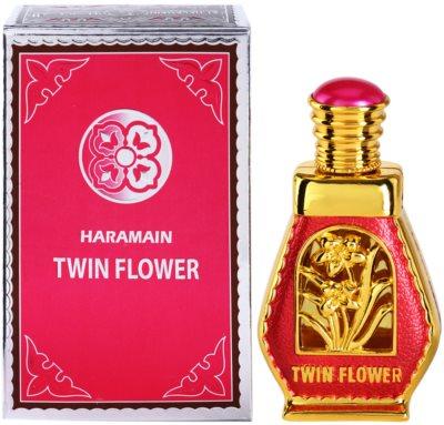 Al Haramain Twin Flower парфюмирано масло за жени