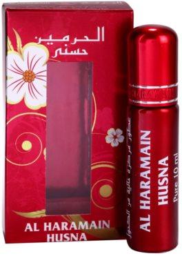 Al Haramain Husna parfémovaný olej pro ženy 1
