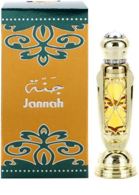Al Haramain Jannnah parfémovaný olej unisex