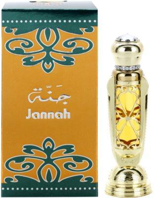 Al Haramain Jannnah парфюмирано масло унисекс
