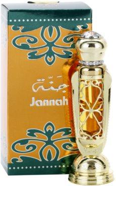 Al Haramain Jannnah parfémovaný olej unisex 1
