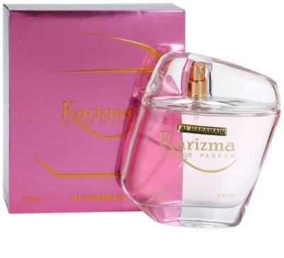 Al Haramain Karizma Eau de Parfum für Damen 1