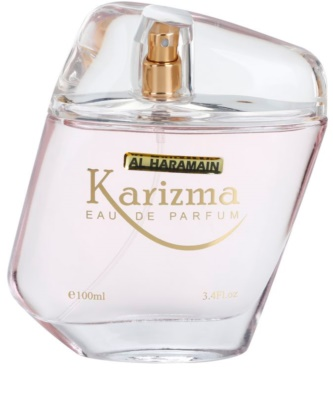 Al Haramain Karizma Eau de Parfum für Damen 2