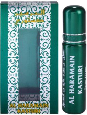 Al Haramain Kasturi парфумована олійка для жінок