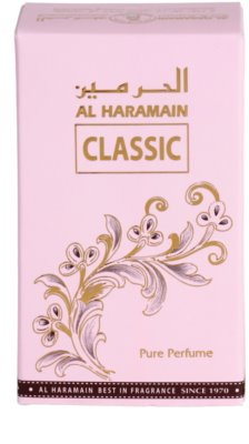 Al Haramain Classic aceite perfumado unisex 3