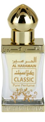 Al Haramain Classic aceite perfumado unisex 2