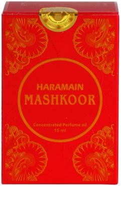 Al Haramain Mashkoor aceite perfumado para mujer 3