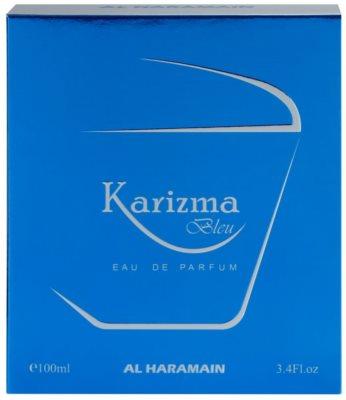 Al Haramain Karizma Bleu Eau de Parfum für Herren 4