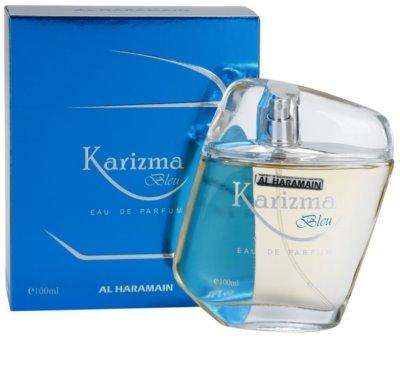 Al Haramain Karizma Bleu Eau de Parfum für Herren 1