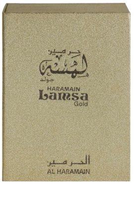 Al Haramain Lamsa Gold olejek perfumowany unisex 3