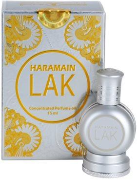 Al Haramain Lak parfémovaný olej unisex 1