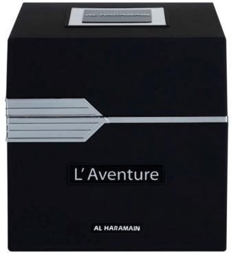 Al Haramain L´Aventure Eau de Parfum para homens 5
