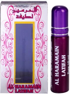 Al Haramain Latifah parfümiertes Öl für Damen