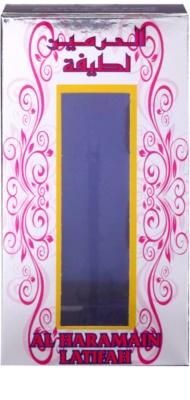 Al Haramain Latifah parfémovaný olej pre ženy 4
