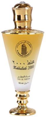 Al Haramain Mukkallath 2000 Gold parfémovaná voda pro ženy 1