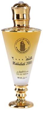 Al Haramain Mukkallath 2000 Gold woda perfumowana dla kobiet 1