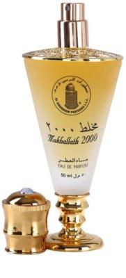 Al Haramain Mukkallath 2000 Gold woda perfumowana dla kobiet