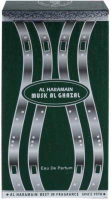 Al Haramain Musk Al Ghazal Eau de Parfum unisex 4