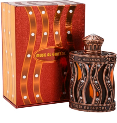 Al Haramain Musk Al Ghazal parfumska voda za ženske 1