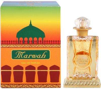 Al Haramain Marwah Eau de Parfum unissexo