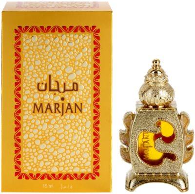 Al Haramain Marjan olejek perfumowany unisex
