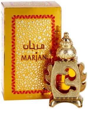 Al Haramain Marjan parfémovaný olej unisex 1