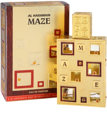 Al Haramain Maze парфумована вода унісекс 1
