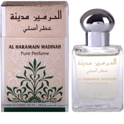 Al Haramain Madinah парфюмирано масло унисекс