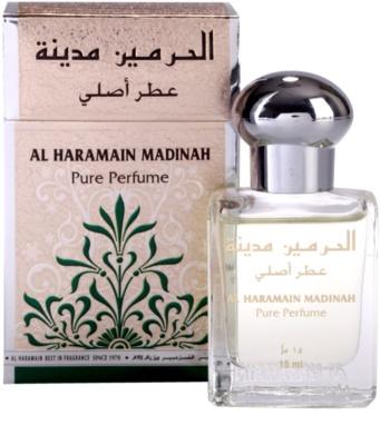 Al Haramain Madinah óleo perfumado unissexo 1