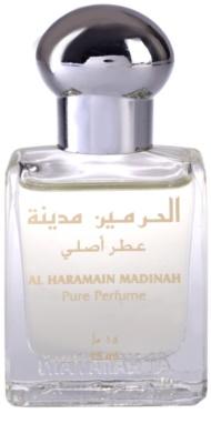 Al Haramain Madinah óleo perfumado unissexo 2