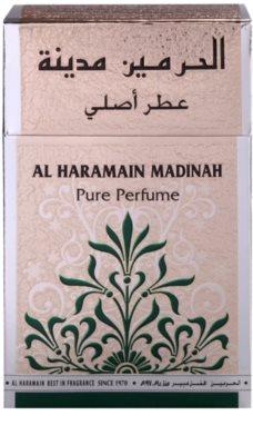 Al Haramain Madinah óleo perfumado unissexo 4
