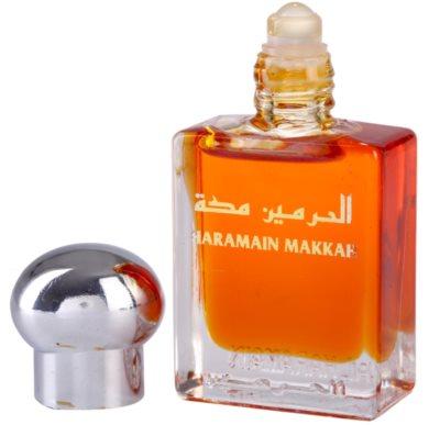 Al Haramain Makkah óleo perfumado unissexo 3