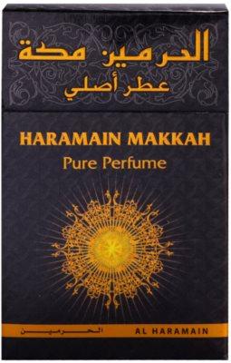 Al Haramain Makkah óleo perfumado unissexo 4