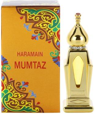 Al Haramain Mumtaz parfümiertes Öl unisex