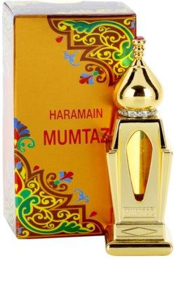 Al Haramain Mumtaz parfümiertes Öl unisex 1