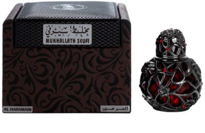 Al Haramain Mukhallat Seufi aceite perfumado para mujer