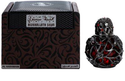 Al Haramain Mukhallat Seufi parfémovaný olej pro ženy
