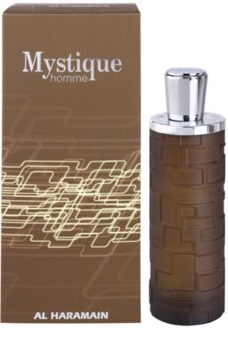 Al Haramain Mystique Homme Eau de Parfum for Men