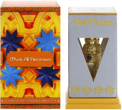 Al Haramain Musk Al Haramain óleo perfumado unissexo