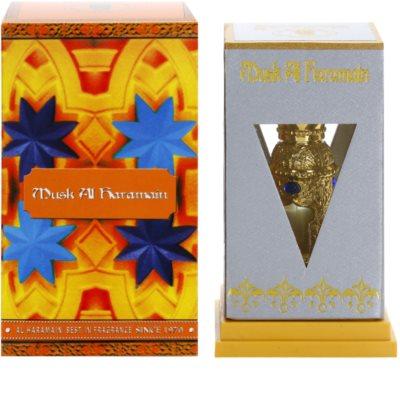 Al Haramain Musk Al Haramain parfümiertes Öl unisex