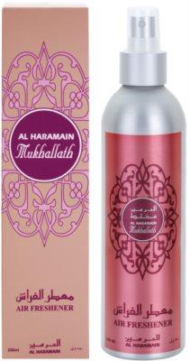 Al Haramain Mukhallath spray para o lar