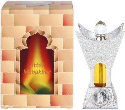 Al Haramain Attar Mubakhar Silver ulei parfumat pentru femei