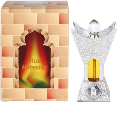 Al Haramain Attar Mubakhar Silver парфюмирано масло за жени