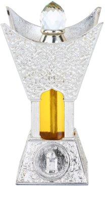 Al Haramain Attar Mubakhar Silver óleo perfumado para mulheres 2